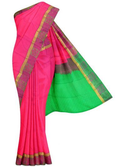 Bairavi Traditional Silk Saree - MHA1367383
