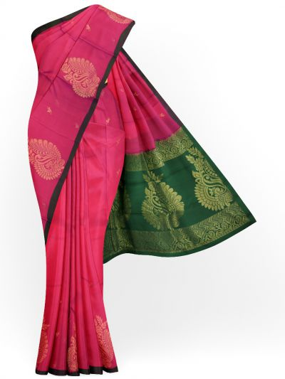 Bairavi Traditional Uppada Silk Saree - MHB1526495