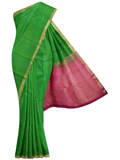 Bairavi Traditional Uppada Silk Saree - MHB1526506