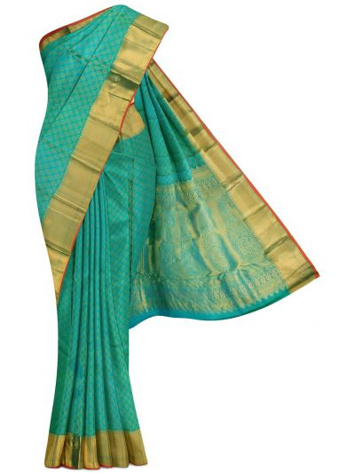 MHB1799579-Uppada Traditional Silk Saree