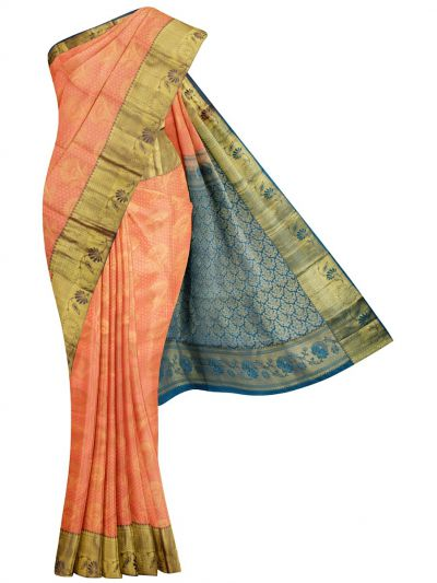 Vivaha Exclusive Wedding Silk Saree - MHC1990713