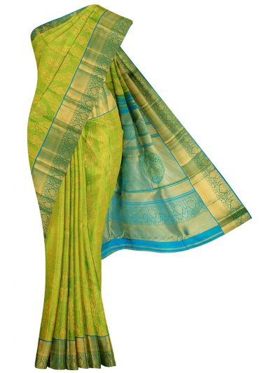 MHC2061262 - Vivaha Kanchipuram Wedding Silk Saree