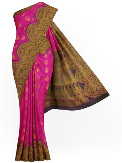 Bairavi Traditional Silk Saree - MHC2076665