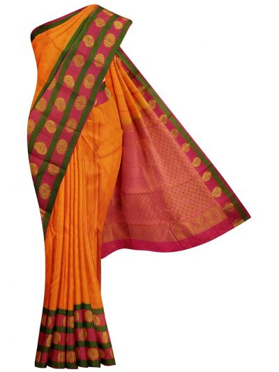 Bairavi Traditional Silk Saree - MHC2076686