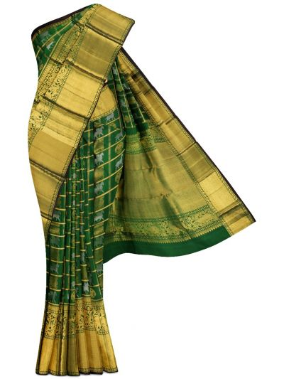 MHC2103659-Vivaha Wedding Silk Saree