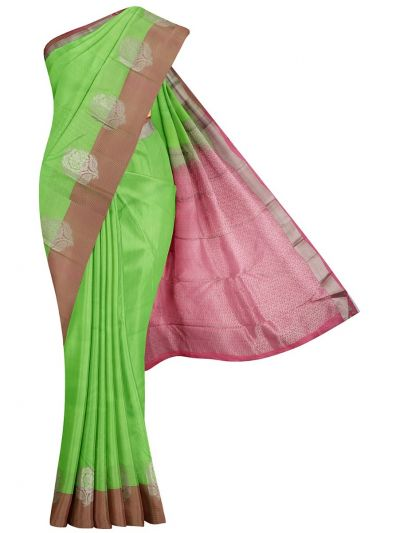 Bairavi Traditional Silk Saree - MHD2418259