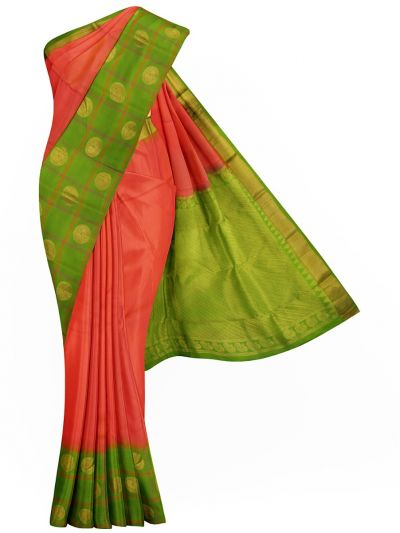 MHD2423004- Traditional Silk Saree