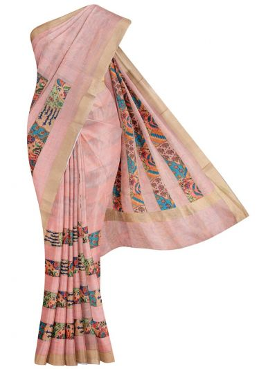 MHD2468365- Exclusive Jute Silk Saree