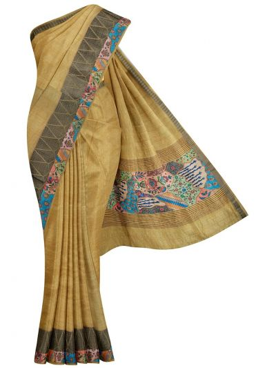 MHD2468367-Exclusive Jute Silk Saree