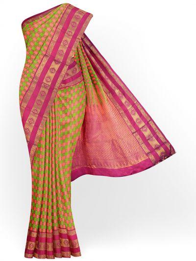 MHD2485336 - Vipanji Traditional Silk Saree