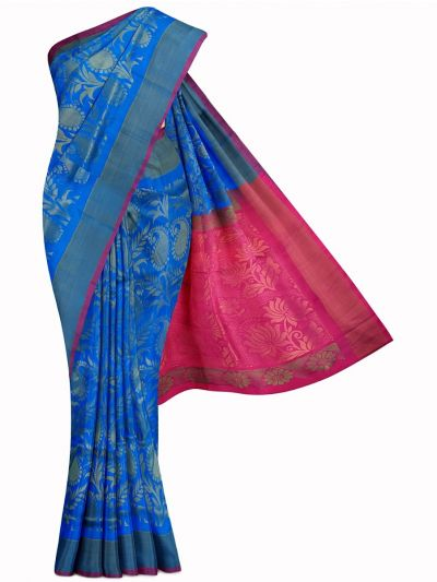 Bairavi Gift Art Soft Silk Saree - MHD2502380