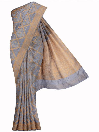 Kathana Exclusive Chinya Silk Saree - MIA2761234