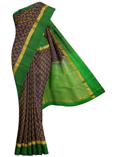 Bairavi Traditional Silk Saree - MIA2947318