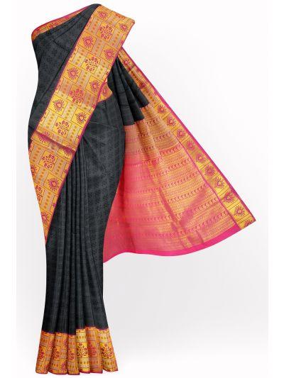 Bairavi Traditional Gift Art Silk Saree - MIB3134855