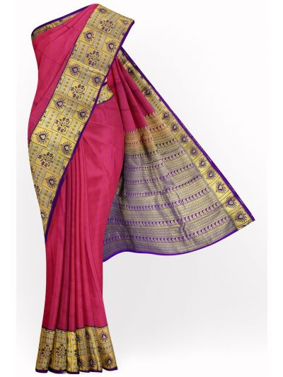 Bairavi Traditional Gift Art Silk Saree - MIB3134856