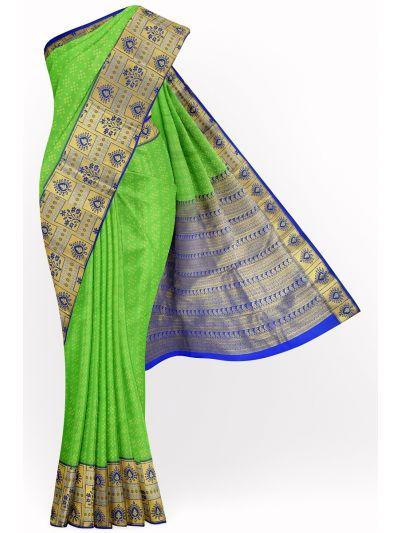 Bairavi Traditional Gift Art Silk Saree - MIB3134861