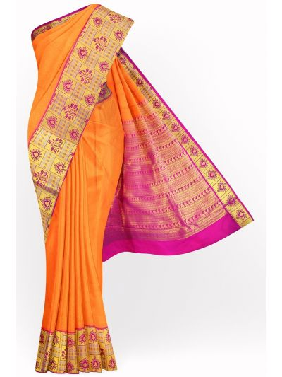 Bairavi Traditional Gift Art Silk Saree - MIB3134868