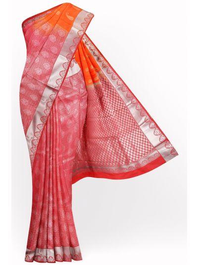 Bairavi Traditional Gift Art Silk Saree - MIB3134877