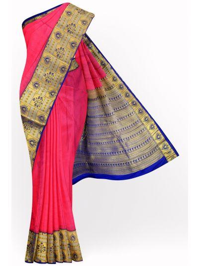 Bairavi Traditional Gift Art Silk Saree - MIB3134880
