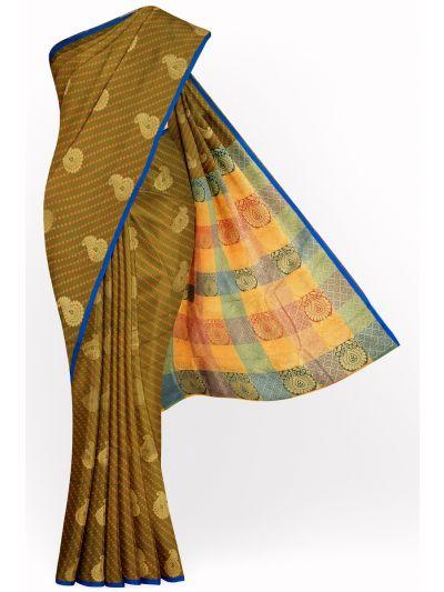 Bairavi Traditional Gift Art Silk Saree - MIB3136823