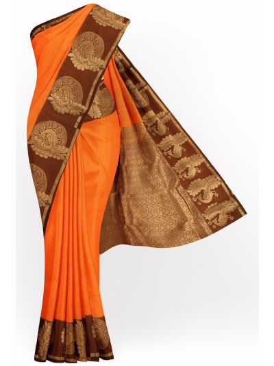 Bairavi Traditional Gift Art Silk Saree - MIB3156309