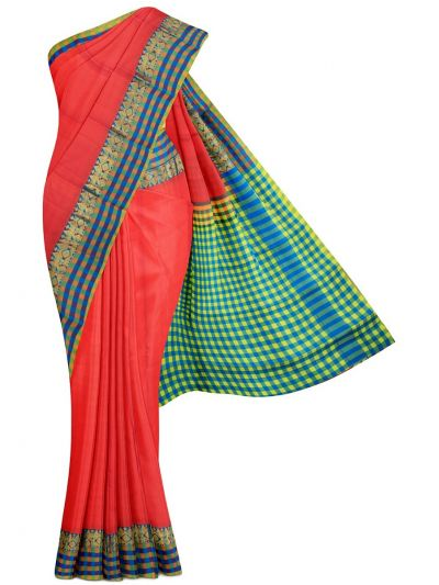 Bairavi Traditional Gift Art Silk Saree - MIB3304180