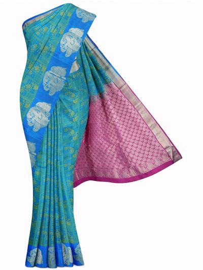 MIB3448665 - Vipanji Traditional Silk Saree