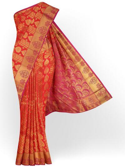 Bairavi Gift Art Silk Stone Work Saree - MIB3567396