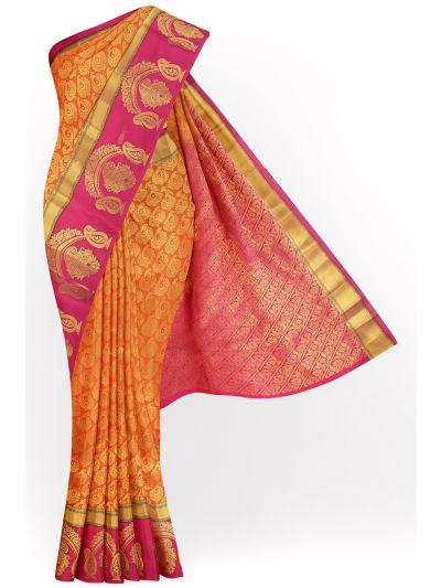 Bairavi Traditional Gift Art Silk Saree - MIB3576080