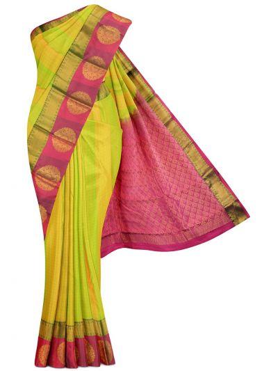 Bairavi Traditional Gift Art Silk Saree - MIC4042090