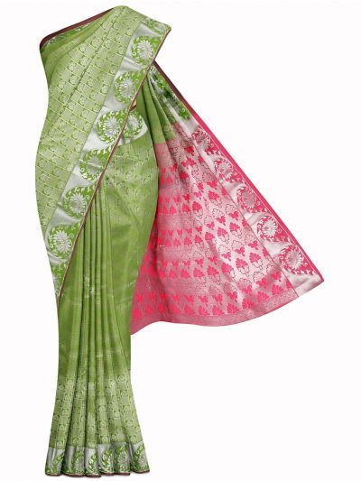 Bairavi Traditional Gift Art Silk Saree - MIC4403360