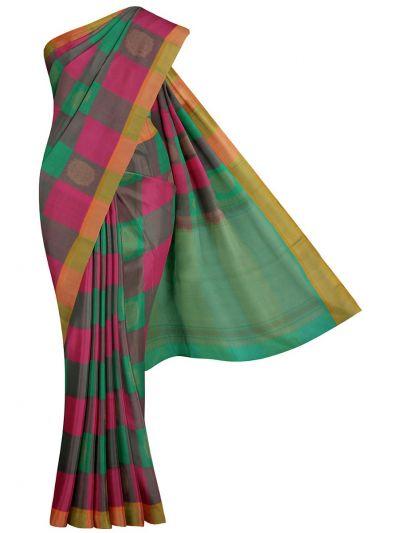 Deeksha Exclusive Pure Negamam Cotton Saree - MID6077651