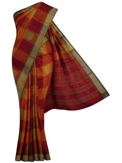 Deeksha Exclusive Pure Negamam Cotton Saree - MID6077652