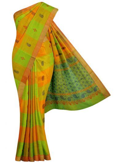 Deeksha Exclusive Pure Negamam Cotton Saree - MID6077689