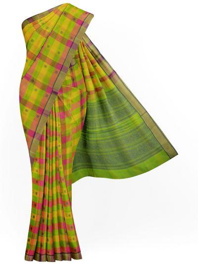 Deeksha Exclusive Pure Negamam Cotton Saree - MID6078699