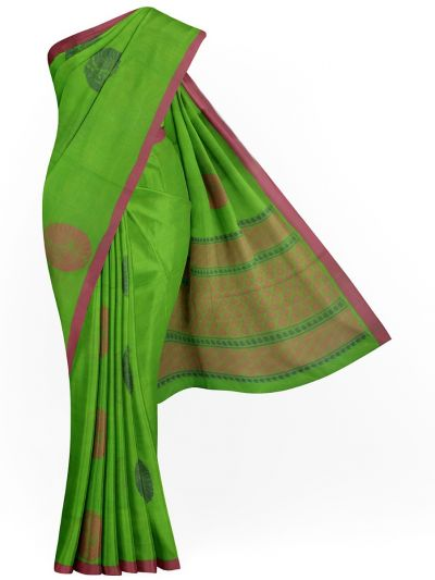 Deeksha Exclusive Pure Negamam Cotton Saree - MID6078709