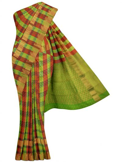 Bairavi Traditional Gift Art Silk Saree - MID6126058