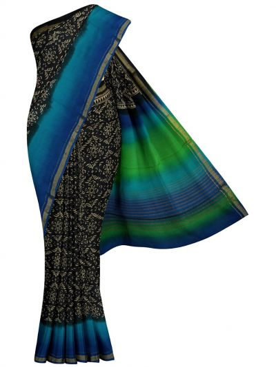 MID6129939 - Printed Tussar Silk Saree