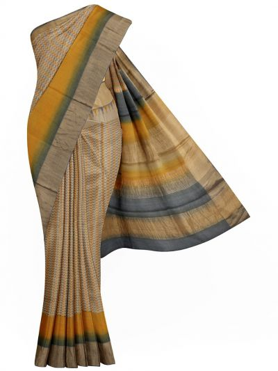 MID6130755 - Pure Tussar Silk Saree