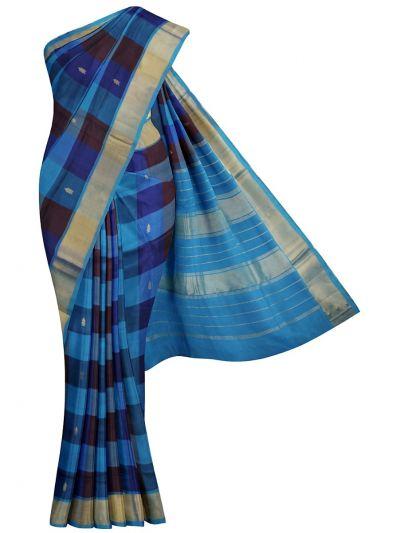 Chamelli Exclusive Arani Silk Cotton Saree - MID6237844