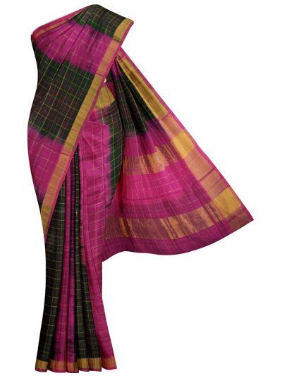 Chamelli Exclusive Arani Silk Cotton Saree - MJA6870687