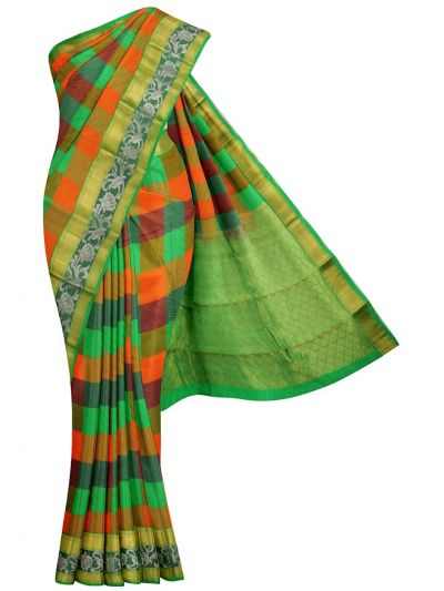 Bairavi Traditional Silk Saree - MJA6934693