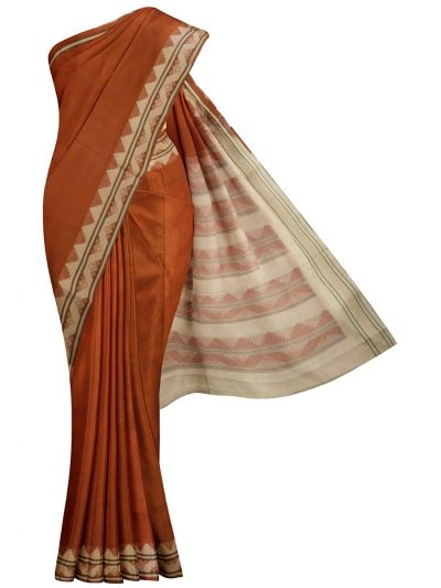 Chamelli Arani Silk Cotton Saree - MJA6959892