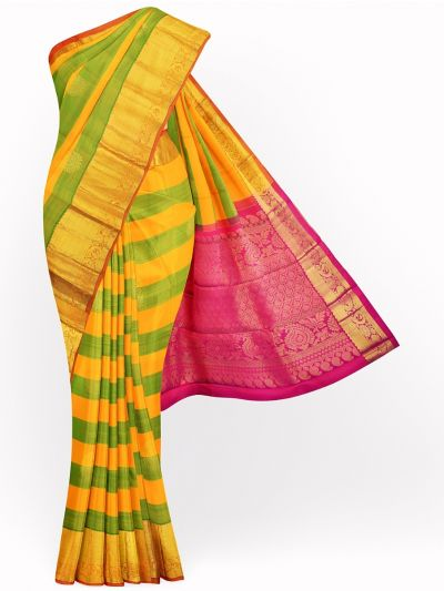 Vivaha Exclusive Wedding Silk Saree - MJB5040468