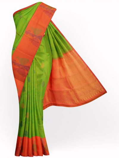 Vivaha Exclusive Wedding Silk Saree - MFB5742367