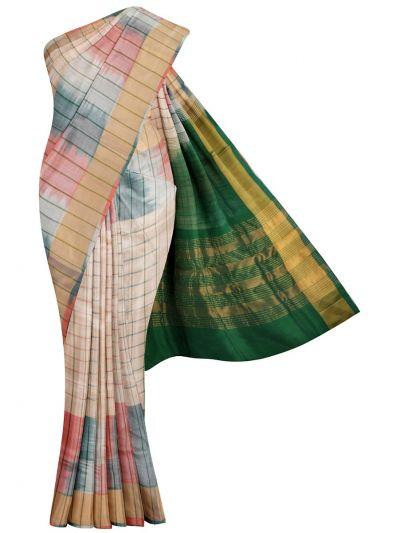 Chamelli Exclusive Arani Silk Cotton Saree - MJB7220621