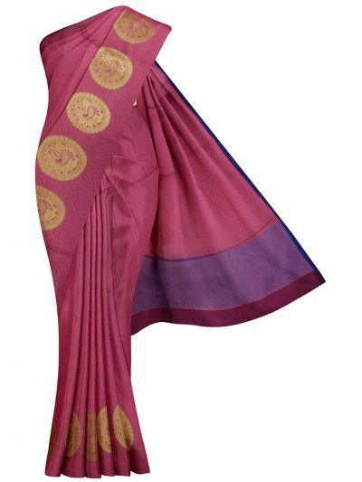 Kathana Fancy Embossed Semi Jute Saree - MJC7461182