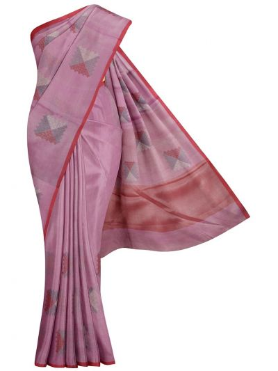 Kathana Fancy Tissue Ration Embroidered Saree - MJC7552707