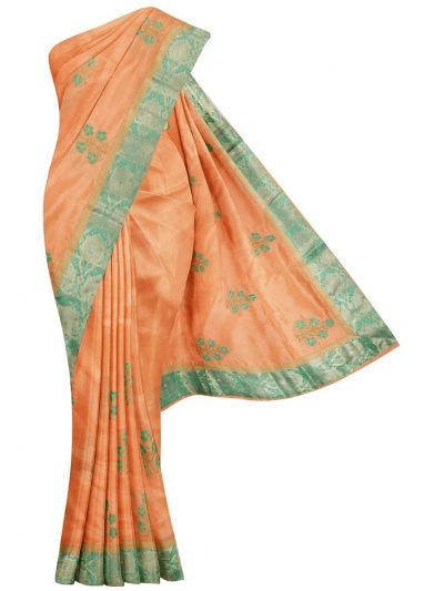 Kathana Exclusive Designer Embroidery And Batch Work Saree - MJC7557458