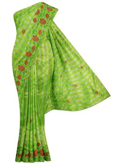 Kathana Exclusive Designer Embroidery Saree - MJC7563605